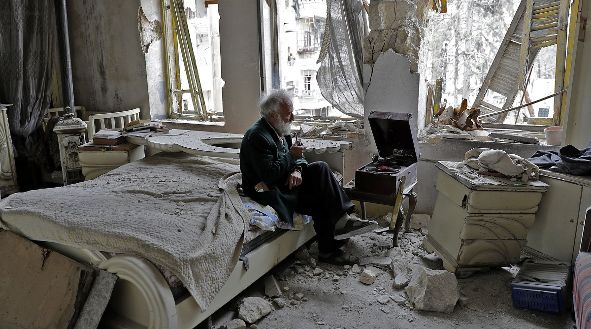 Kenan Güvenç and Hossein Sadri ile Şehir ve Sanat Söyleşileri